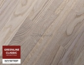 Паркетная доска GreenLine Classic Oak White Silk