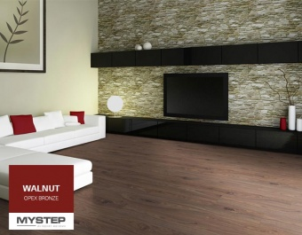 "Ламинат Grand Selection Walnut ""Орех Bronze"" D3214CR"